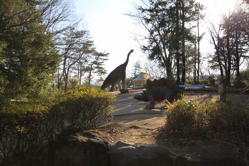 埼玉こども恐竜