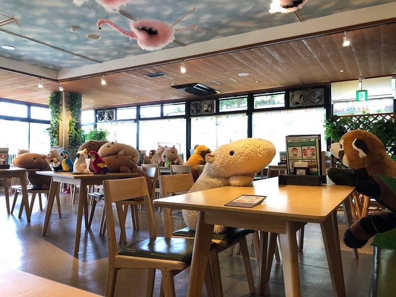 伊豆シャボテン公園レストラン